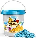 L + H WORLD Magic Kinetic Sand 1kg | Kinetischer Sand im XXL Set | Bunter Magischer Spielsand für...